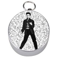 Elvis Silver Compasses by Valentinaart