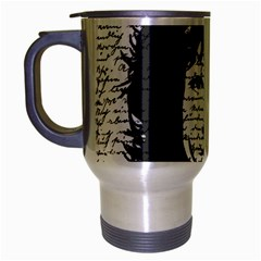 Morrison Travel Mug (silver Gray) by Valentinaart