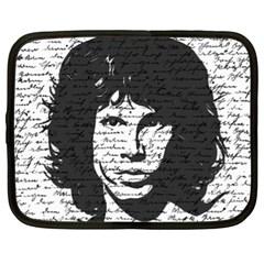 Morrison Netbook Case (xl)  by Valentinaart