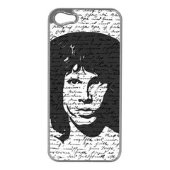 Morrison Apple Iphone 5 Case (silver) by Valentinaart