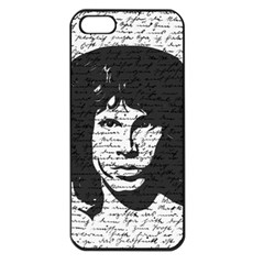 Morrison Apple Iphone 5 Seamless Case (black) by Valentinaart