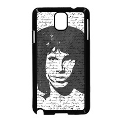 Morrison Samsung Galaxy Note 3 Neo Hardshell Case (black) by Valentinaart