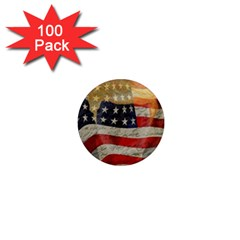 American President 1  Mini Magnets (100 Pack)  by Valentinaart
