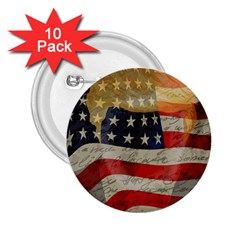 American President 2 25  Buttons (10 Pack)  by Valentinaart