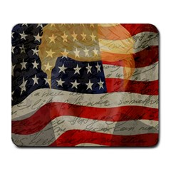 American President Large Mousepads by Valentinaart