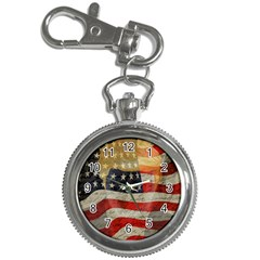 American President Key Chain Watches by Valentinaart