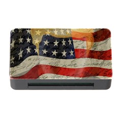 American President Memory Card Reader With Cf by Valentinaart