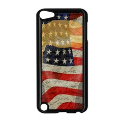 American President Apple Ipod Touch 5 Case (black) by Valentinaart