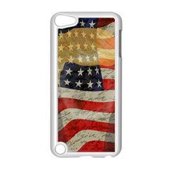 American President Apple Ipod Touch 5 Case (white) by Valentinaart