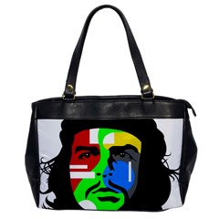 Che Guevara Office Handbags by Valentinaart