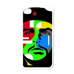 Che Guevara Apple Iphone 4 Case (white) by Valentinaart