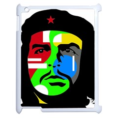 Che Guevara Apple Ipad 2 Case (white) by Valentinaart