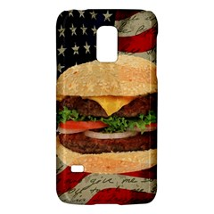 Hamburger Galaxy S5 Mini by Valentinaart