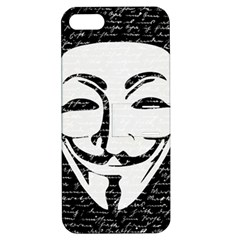 Antonymous   Apple Iphone 5 Hardshell Case With Stand by Valentinaart