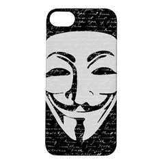 Antonymous   Apple Iphone 5s/ Se Hardshell Case by Valentinaart