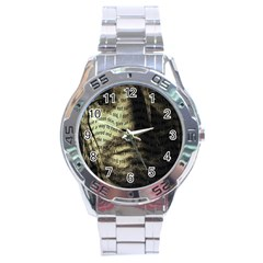 Kurt Cobain Stainless Steel Analogue Watch by Valentinaart