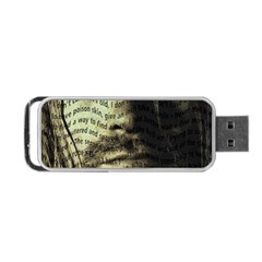 Kurt Cobain Portable Usb Flash (two Sides) by Valentinaart