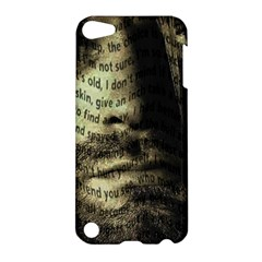 Kurt Cobain Apple Ipod Touch 5 Hardshell Case by Valentinaart