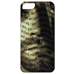 Kurt Cobain Apple Iphone 5 Classic Hardshell Case by Valentinaart