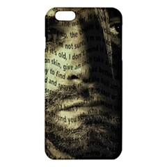 Kurt Cobain Iphone 6 Plus/6s Plus Tpu Case by Valentinaart