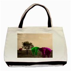 Africa  Basic Tote Bag (two Sides) by Valentinaart