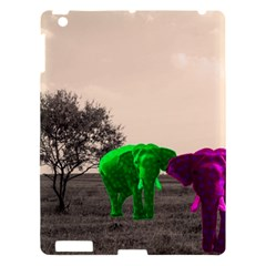 Africa  Apple Ipad 3/4 Hardshell Case by Valentinaart