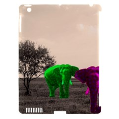 Africa  Apple Ipad 3/4 Hardshell Case (compatible With Smart Cover) by Valentinaart