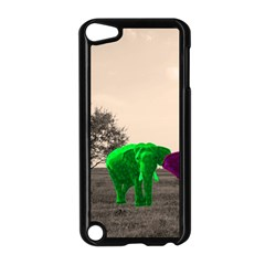 Africa  Apple Ipod Touch 5 Case (black) by Valentinaart