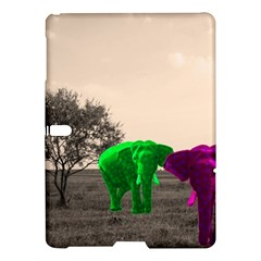 Africa  Samsung Galaxy Tab S (10.5 ) Hardshell Case  by Valentinaart