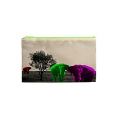 Africa  Cosmetic Bag (xs) by Valentinaart