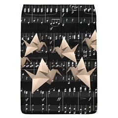 Paper Cranes Flap Covers (s)  by Valentinaart
