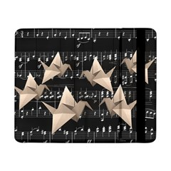 Paper Cranes Samsung Galaxy Tab Pro 8 4  Flip Case by Valentinaart