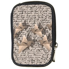 Paper Cranes Compact Camera Cases by Valentinaart