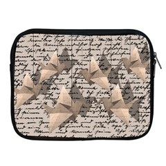 Paper Cranes Apple Ipad 2/3/4 Zipper Cases by Valentinaart