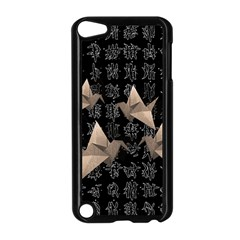 Paper Cranes Apple Ipod Touch 5 Case (black) by Valentinaart