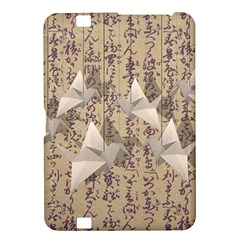 Paper Cranes Kindle Fire Hd 8 9  by Valentinaart
