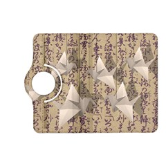 Paper Cranes Kindle Fire Hd (2013) Flip 360 Case by Valentinaart