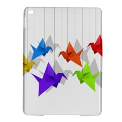 Paper Cranes Ipad Air 2 Hardshell Cases by Valentinaart