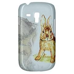 Rabbit  Galaxy S3 Mini by Valentinaart