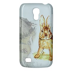 Rabbit  Galaxy S4 Mini by Valentinaart