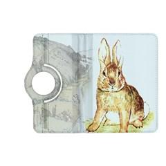 Rabbit  Kindle Fire Hd (2013) Flip 360 Case by Valentinaart
