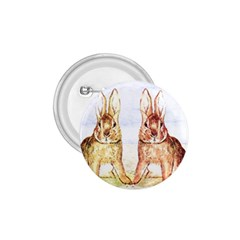 Rabbits  1 75  Buttons by Valentinaart