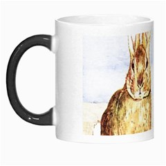Rabbits  Morph Mugs by Valentinaart