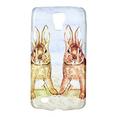 Rabbits  Galaxy S4 Active by Valentinaart