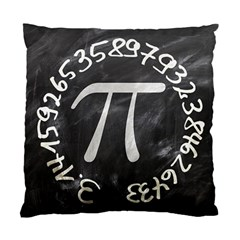 Pi Standard Cushion Case (two Sides) by Valentinaart
