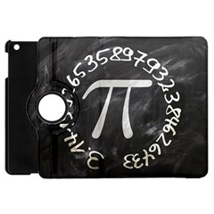 Pi Apple Ipad Mini Flip 360 Case by Valentinaart