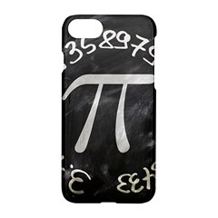 Pi Apple Iphone 7 Hardshell Case by Valentinaart