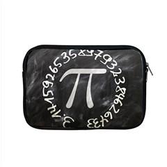 Pi Apple Macbook Pro 15  Zipper Case by Valentinaart