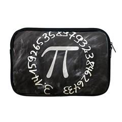 Pi Apple Macbook Pro 17  Zipper Case by Valentinaart