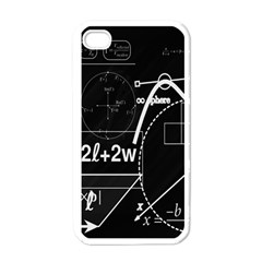 School Board  Apple Iphone 4 Case (white) by Valentinaart